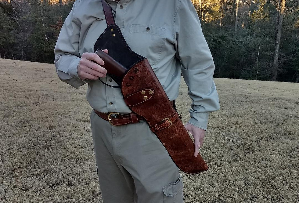 The Super AXE Chest holster