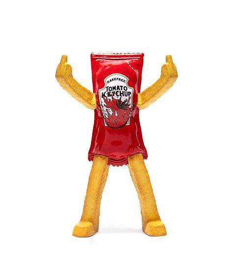"""Tomato"" Karefree Man - The Finger"