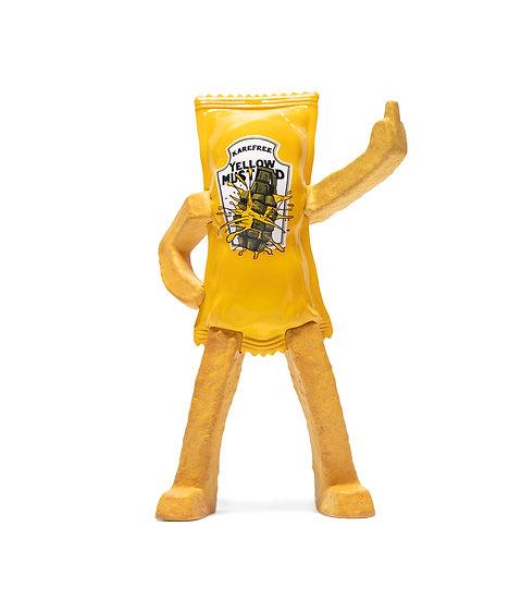 """""""Mustard"""" Karefree Man - FXXK Up"""