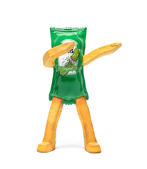 """Relish"" Karefree Man - The dab"