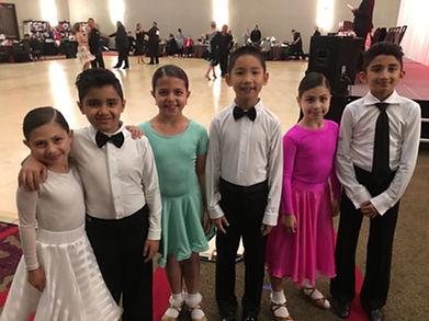 kids ballroom dance competition