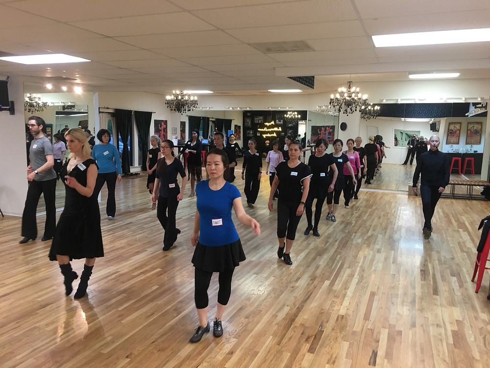 ballroom dance class for beginners and advanced students in dallas, texas.