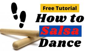 HOW TO SALSA DANCE (FREE TUTORIAL)