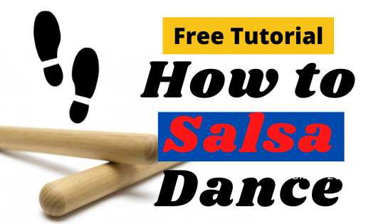 HOW TO SALSA DANCE (FREE TUTORIAL)