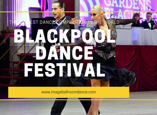 BLACKPOOL DANCE FESTIVAL THE BIGGEST COMPETITION IN THE WORLD