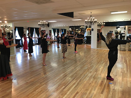 Group Ballroom Dance Class, Best Dance Studio in Dallas, Private Dance Lessons, Youth Dance Program
