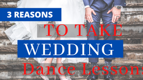 3 MAIN REASONS TO TAKE WEDDING DANCE LESSONS