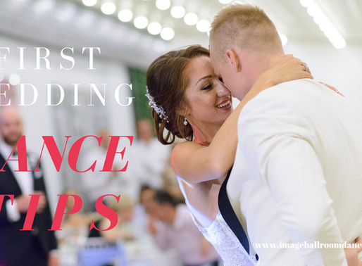 FIRST WEDDING DANCE TIPS FOR BEGINNERS