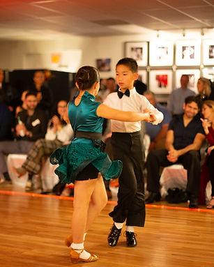 YOUTH BALLROOM DANCING
