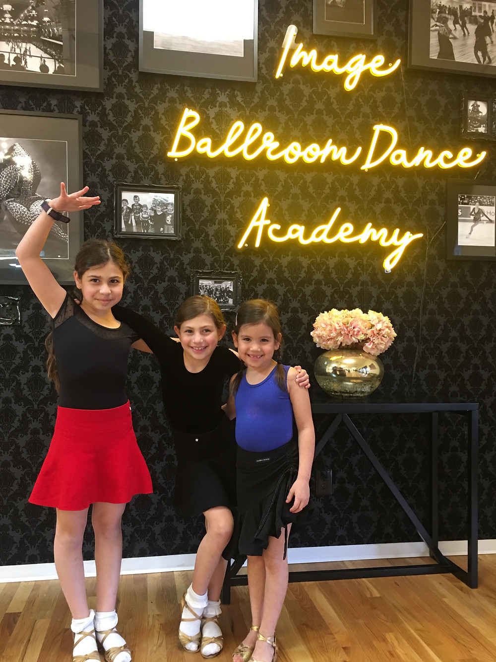 When your child experiences the joy of dancing, he or she learns about expressing themselves in a way that's beneficial to their physical and mental health. During ballroom dance lessons, a child gains a better understanding of their body and how it moves. Children with a background in dance are typically more comfortable about their body and have improved levels of self-confidence which creates an enhanced emotional development. It takes great courage and confidence to dance on stage in front of an audience, and dance helps encourage both of these wonderful qualities. Dance also helps foster a positive attitude. The instructors at Image Ballroom Dance Academy will help create an encouraging environment that helps turn each Ballroom Dance Lesson into a positive, constructive experience.