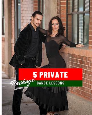 Private Dance Lessons