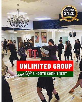 Group Ballroom Dance Class Membership