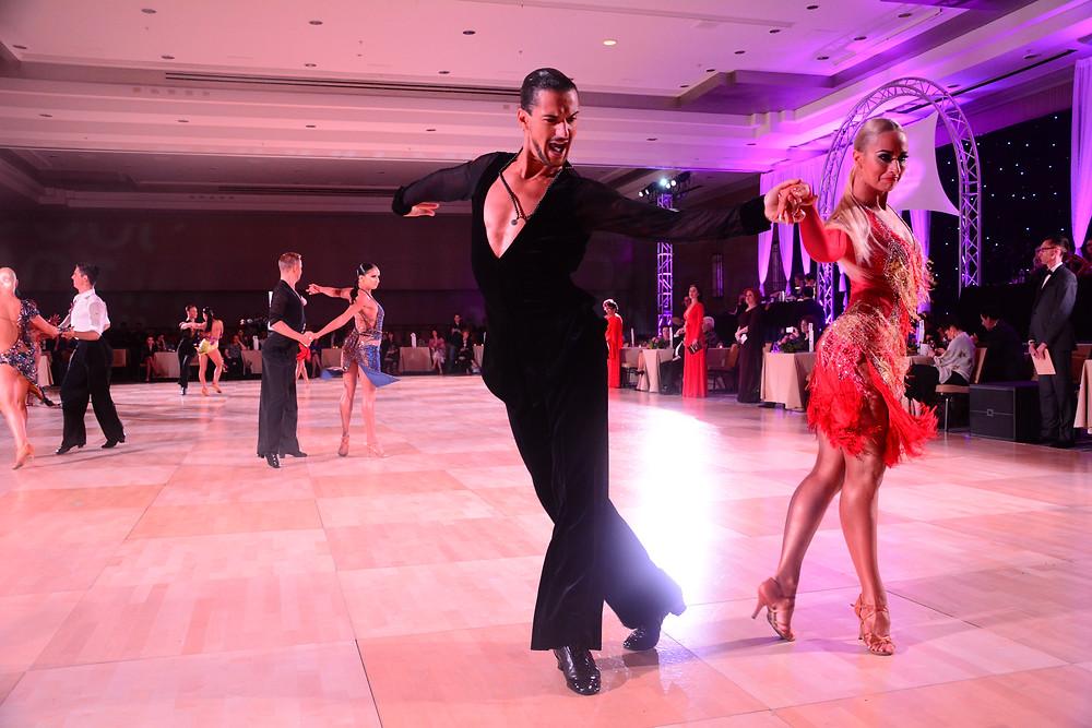 ballroom dance couple, latin dance couple, latin dancing, ballroom dancing, competitive dancing, dance lessons, ballroom dance classes, social dance lessons, social dance classes