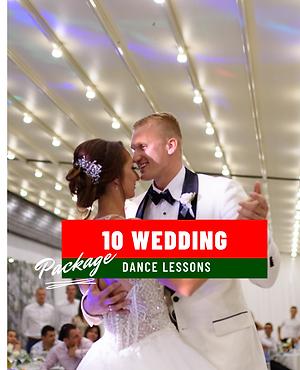 Wedding Dance Lessons Near Me