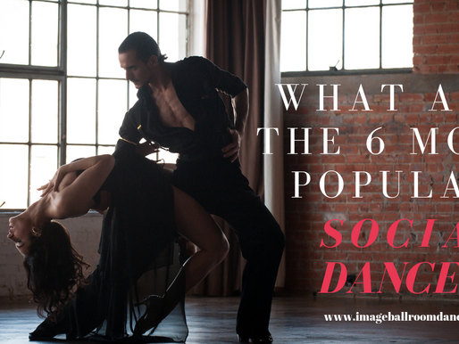 WHAT ARE THE MOST POPULAR SOCIAL DANCES?