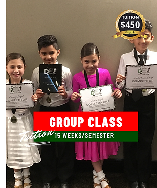 Best Dance Studio In Dallas, Youth Ballroom Dance Lessons, Dance Classes For Kids, Youth Ballroom Program