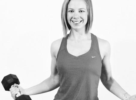 Trainer Spotlight:  Alyssa