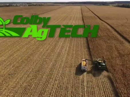 Ubees featured in Colby AgTech segment to share its new technology