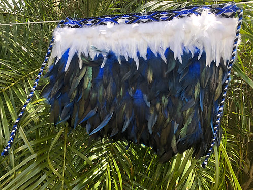 """He Tangaroa"" - Infant Full Feather Cloak"