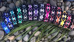 Taniko Choices for Custom Designs