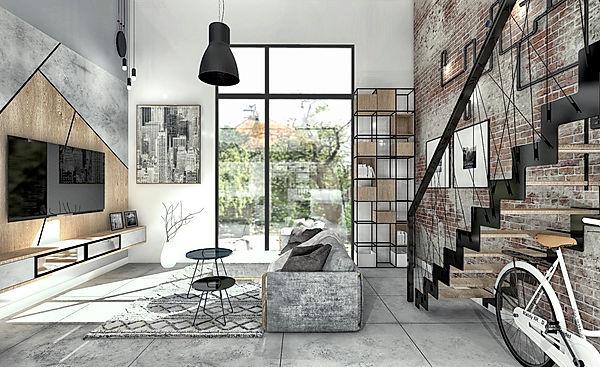 Projekt_wnętrza_apartamentu_w_stylu_lof