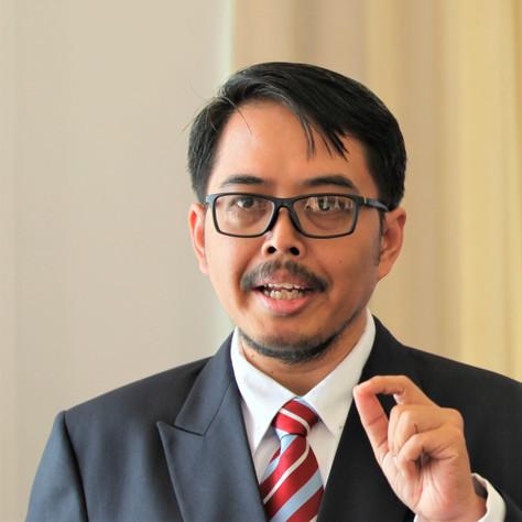Mr. Andi Kusumah