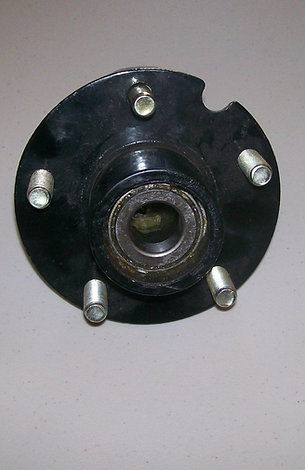 5 Lug Hub with L44643 1inch bearing
