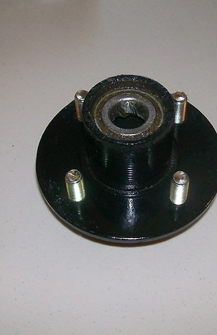 4 Lug Hub with L44643 1inch bearing