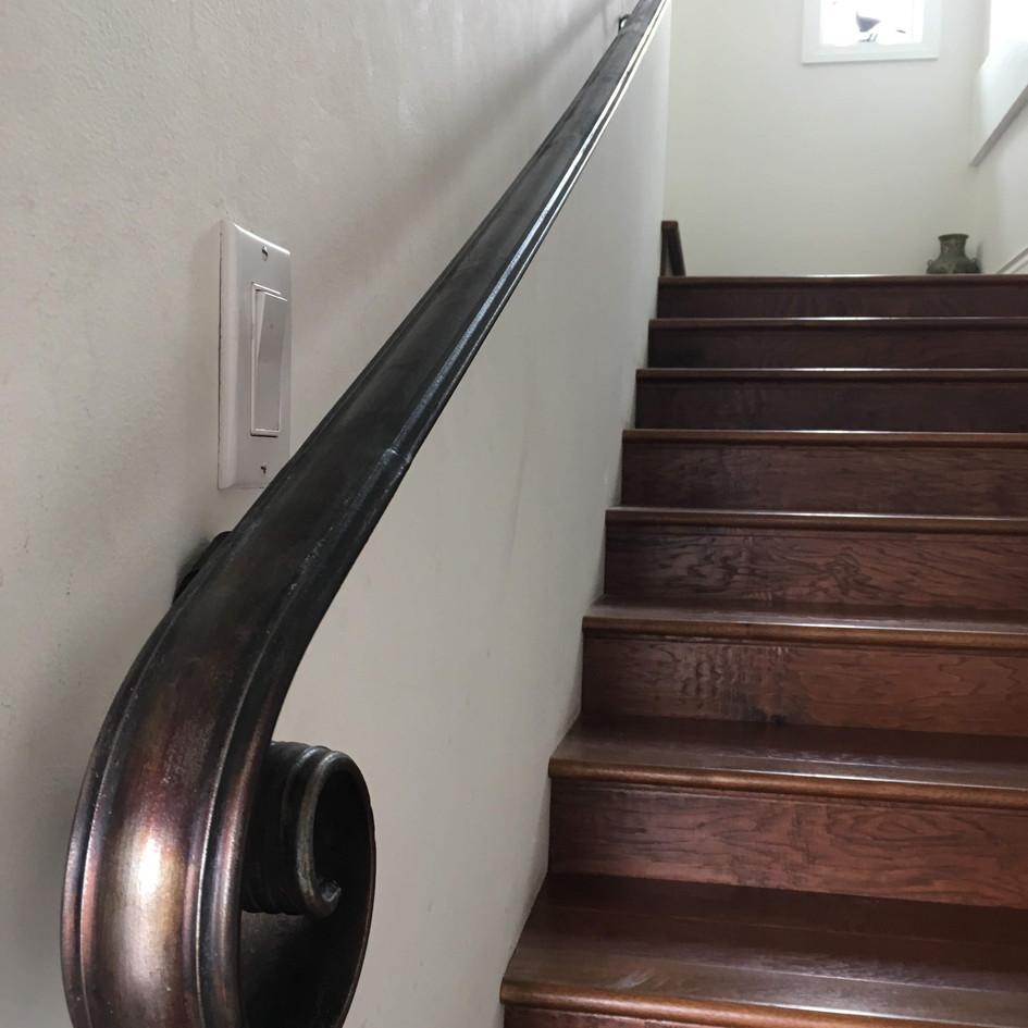 Indoor Handrail / Stair rail