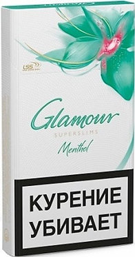 Glamour Menthol 20's
