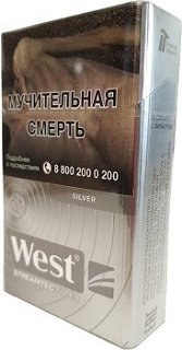 West Silver 20's