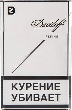 Davidoff Refine White 20's