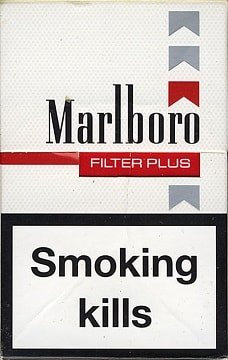 Marlboro Filter Plus 20's