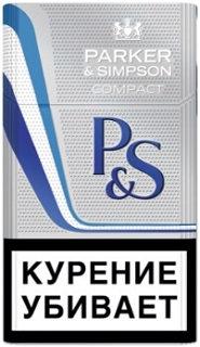 Parker & Simpson Compact Silver 20's