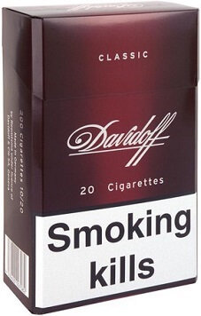 Davidoff Classic 20's
