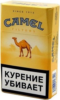 Camel Filters 20's