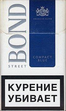 Bond Street Compact Blue 20's