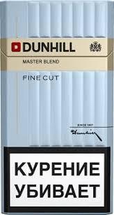 Dunhill Fine Cut Master Blend Blue 20's