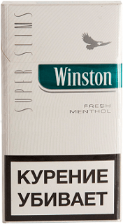 Winston Superslim Fresh Menthol 20's
