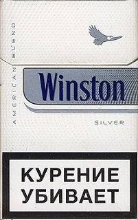 Winston Silver 20's
