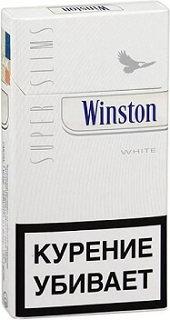 Winston Superslim White 20's