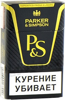 Parker & Simpson Black 20's