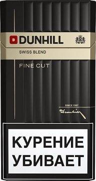 Dunhill Fine Cut Swiss Blend 20's