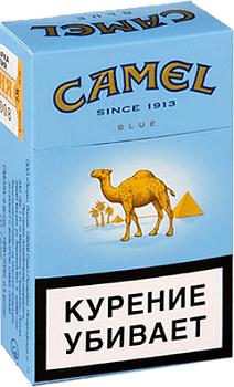 Camel Blue 20's