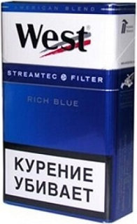 West Rich Blue 20's
