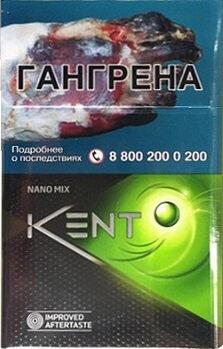 Kent Nano Mix Amber 20's