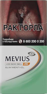 Mevius Slim Menthol 20's