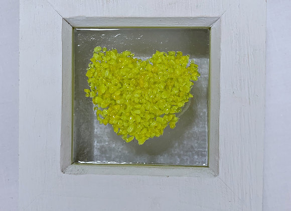 Yellow Heart.