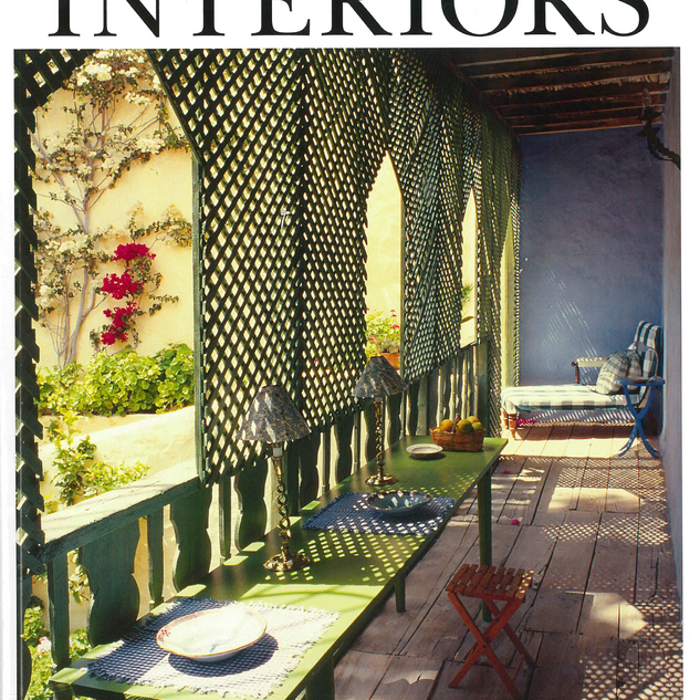 Cover The World of Interiors October 2019