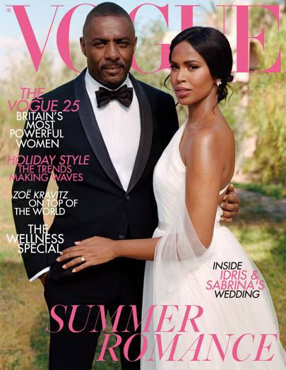 Cover Vogue July 2019